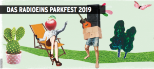 radioeins Parkfest 2019