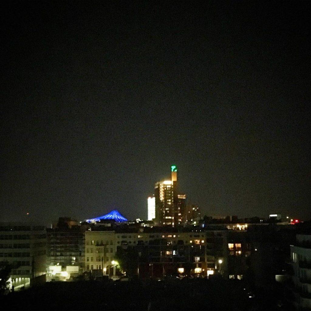 Berllin Skyline: Potsdamer Platz