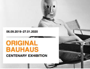 Original Bauhaus Exhibition