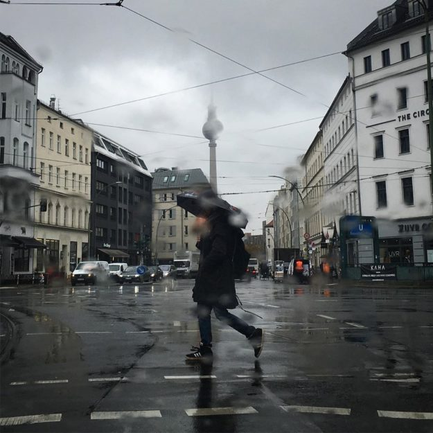 Berlin rainy days