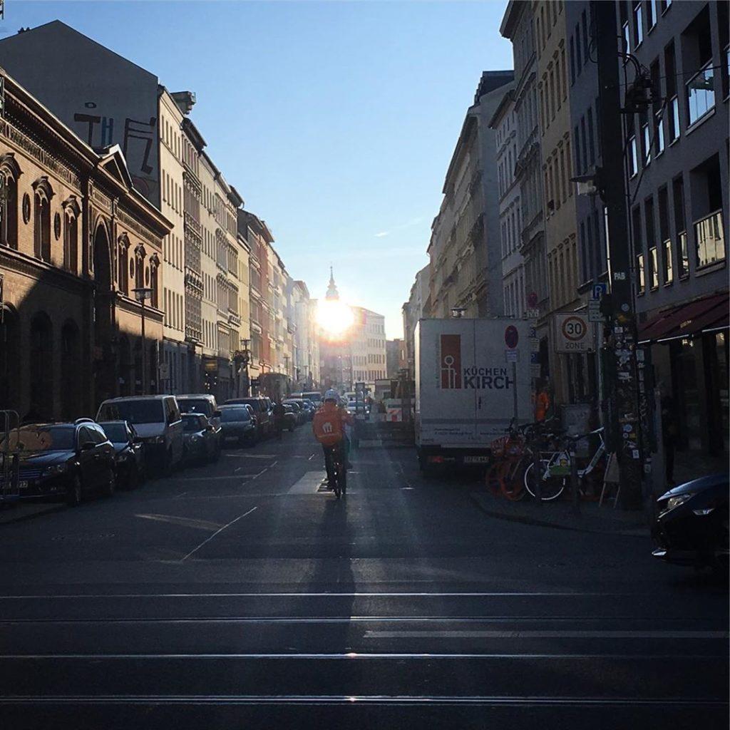 Ackerstrasse Berlin Mitte