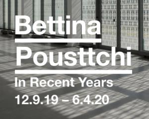 Bettina Pousttchi - In Recent Years - Berlinische Galerie