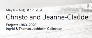 Christo Jeanne Claude Exhibition Berlin