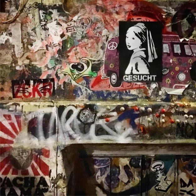 Berlin Streetart Wanted