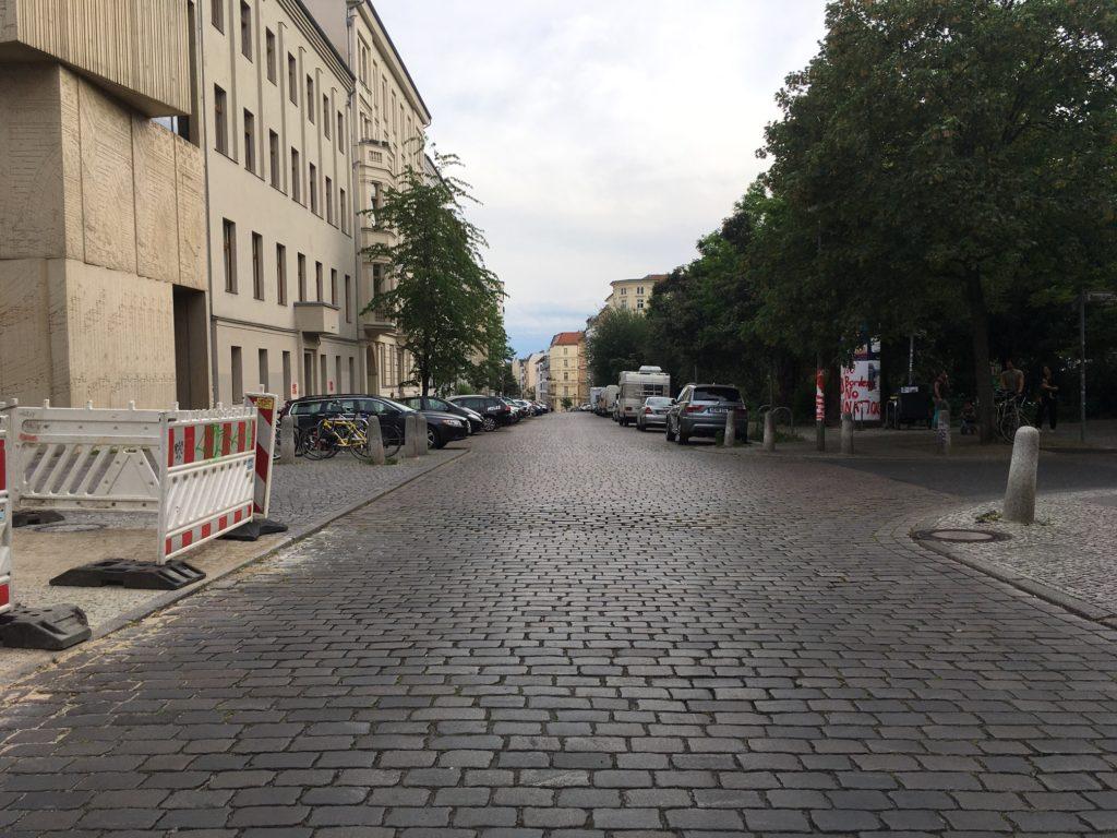 Christinenstrasse Berlin Mitte