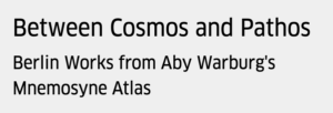 Between Cosmos and Pathos Exhibition Gemäldegalerie Berlin