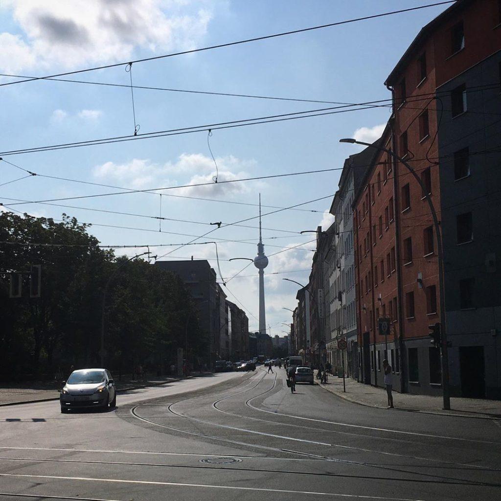 Brunnenstrasse / Invalidenstrasse / TV-Tower