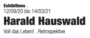 Harald Hauswald Voll das Leben! Retrospektive
