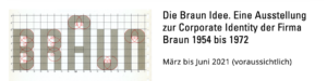 Braun Exhibition at Museum der Dinge Berlin