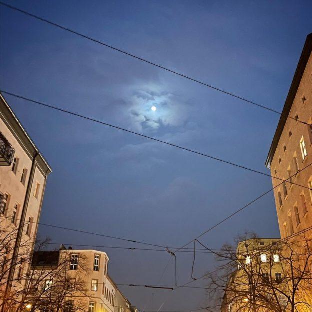 Berlin Kastanienallee Zionskirchstrasse