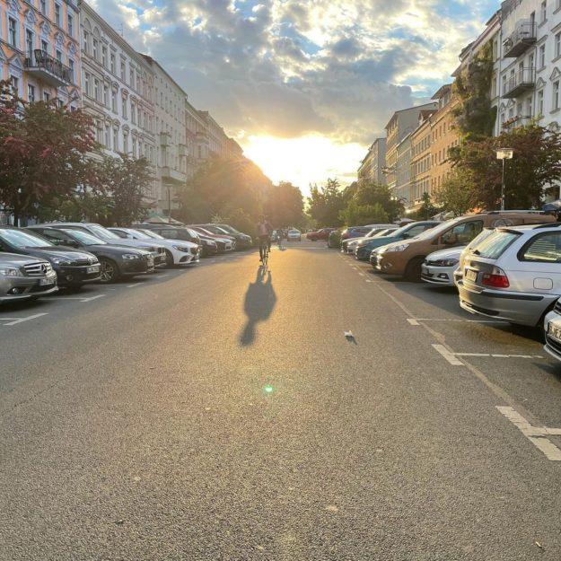 Oderberger Strasse Prenzlauer Berg