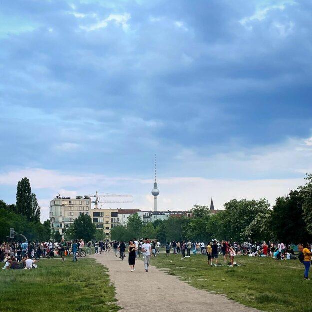 Berlin Mauerpark TV-Tower